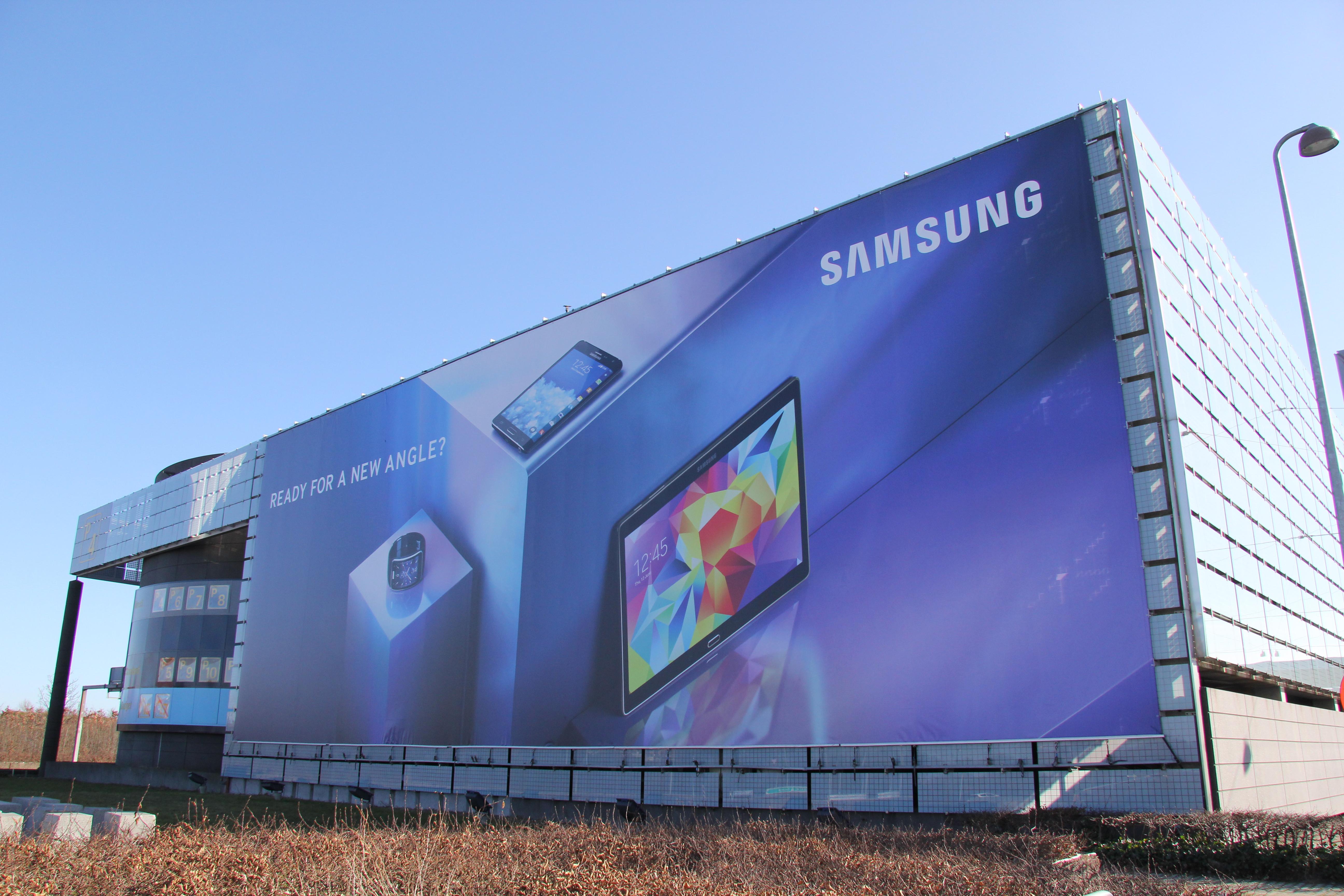 Samsung, Kbh. Lufthavn